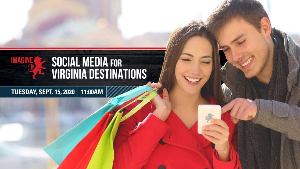 Social Media for Virginia Destinations