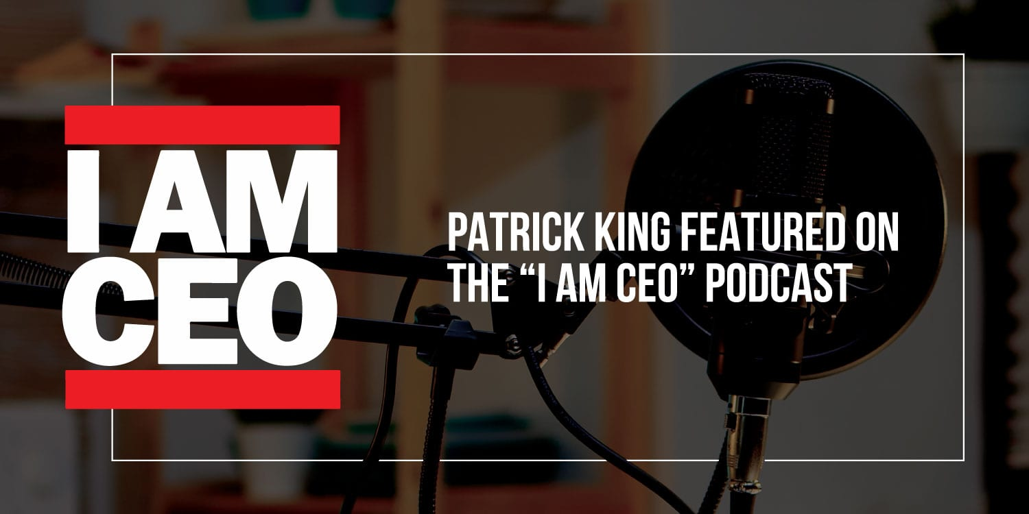 Patrick King of Imagine Interview