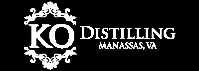 KO Distilling Logo
